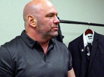 UFC อัปเดตมาตรการ COVID-19 สำหรับการต่อสู้ในวันเสาร์