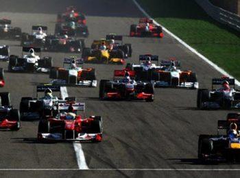 ทีม F1 ลงนามข้อตกลงในสัญญา Concorde