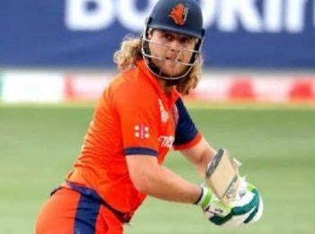 เนเธอร์แลนด์ เอาชนะ สกอตแลนด์ 14 รอบในการแข่งขัน ODI ครั้งแรก