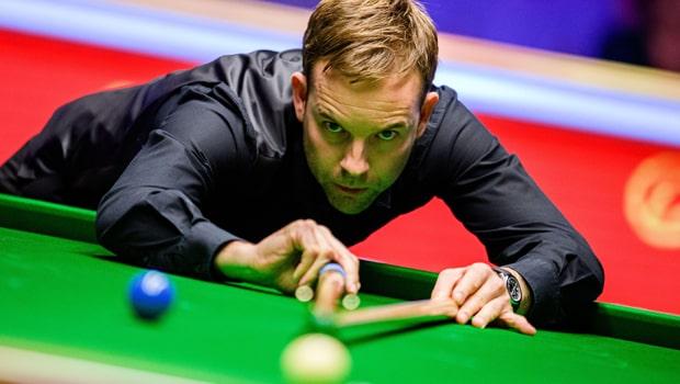 Ali Carter Snooker